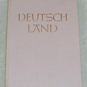 1956 Deutschland (Germany) - Books