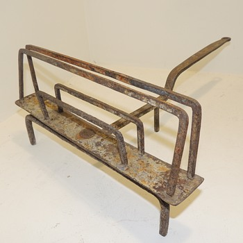 Two Early American Iron Toasters - Late 18th - Early 19th Century