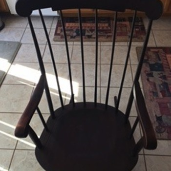 Antique Rocker Chair? - Furniture