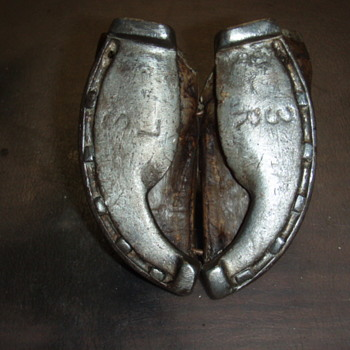 Split Hoof oxen Shoe