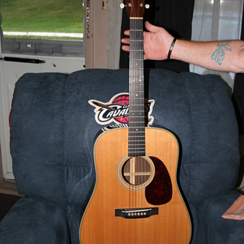 my favorite martin - Guitars