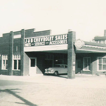 J &amp; B Chevrolet Sales