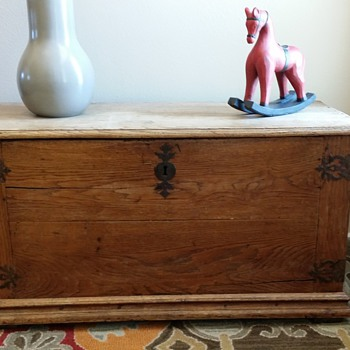 Antique Chest/Trunk