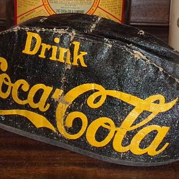 Coca-Cola Soda Jerk Cap 1920's-30's - Coca-Cola