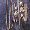 Rhinstone I remember wear some of these pieces my grandmother let wear to Prom 23 years ago.