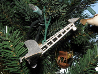 Wwi warplane xmas ornaments collectors weekly - Ekia furniture ...