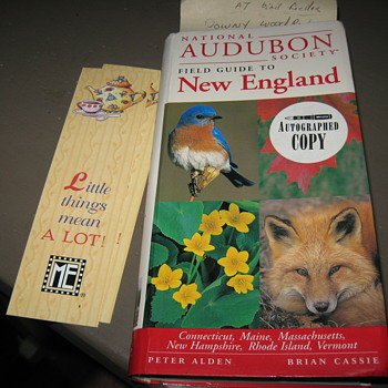 Audubon Field Guide..