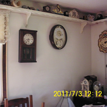 I love Clocks!!