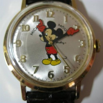 1973 50th Mickey - Wristwatches