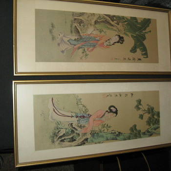 Can Anyone Tell Me About These Hong Kong-sourced Images?