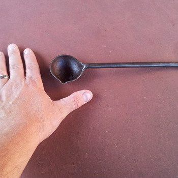 Smelting Ladle or Spoons - Tools and Hardware