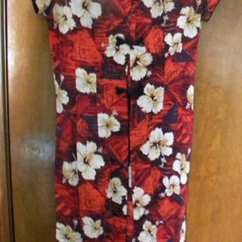 Royal Hawaiian ladies garment