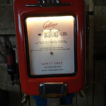 Gilbaro Air Meter. Ecco Meter.