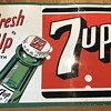 7up fresh up sign