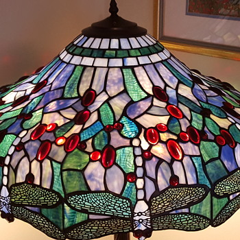 Tiffany Dragon Fly Floor lamp