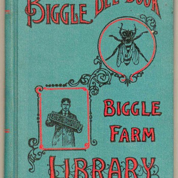 "1913 - ""Biggle Bee Book"" - Books"