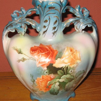 Royal Bayreuth Bavarian Vase