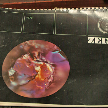 Zeiss 1972 brochue celebrating Apollo 15 Rare - Posters and Prints