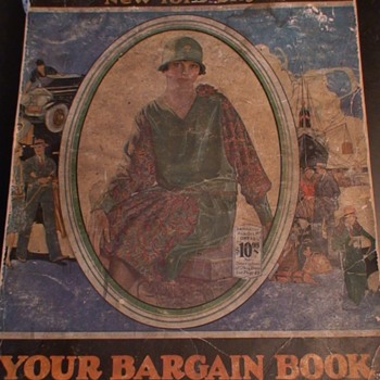 Charles William Stores New York City  Catalogue Spring And Summer 1927 - Books