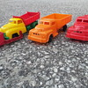 Reliable Plastics Canada. Assorted trucks from the 1950's