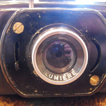 Unknown Lumière camera - Cameras