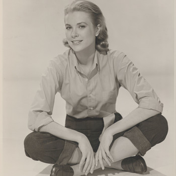 Grace Kelly Promo Photo (1954)