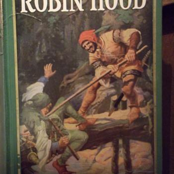 Robin Hood 1925 - Books