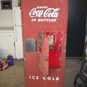 Cavalier C-51 Restoration - Coca-Cola