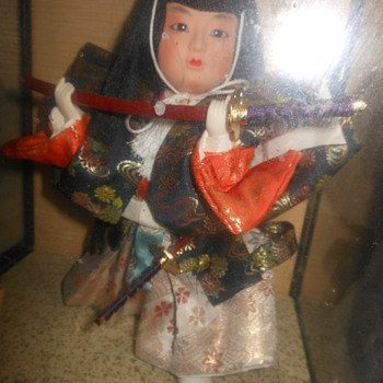 Japanese porcelain doll  - Dolls