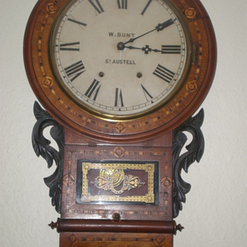 Great Grandpa&#039;s clock.