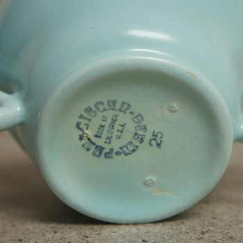 Franciscan Ware Sugar Bowl