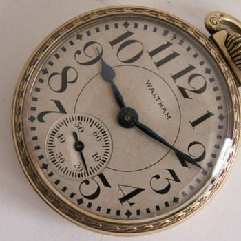 American Waltham Crescent St. - Pocket Watches