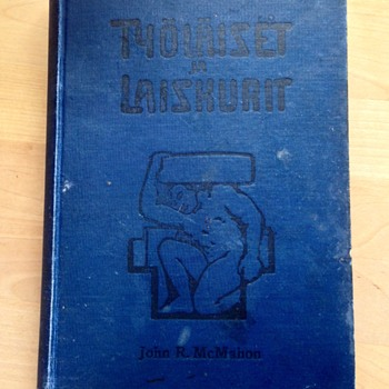 1909 Finnish book