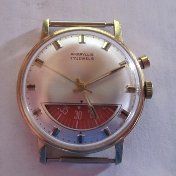 """Parking Meter"" Watch - Wristwatches"