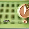 1955 Arvin Model 951T Radio