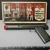 "Very early ""Bulls Eye"" Catapult BB pistol in box - 1924"