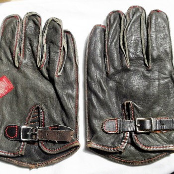 Spalding Leather Gloves...but WHICH SPORT ARE THEY FOR? - Sporting Goods