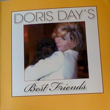 Doris Day Autographed Book Contest Winner ME TV