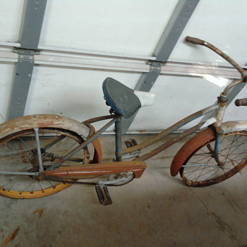 "Old ""Cadet Flite"" bike - Sporting Goods"