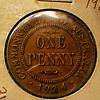 1924 Australian Penny
