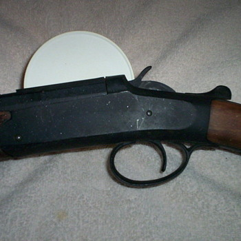 WH Davenport Rifle