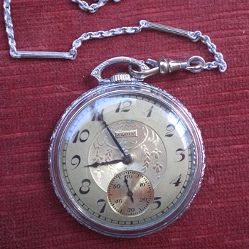 Looking for info on this watch - Pocket Watches