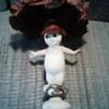 Kewpie Doll lamp with fuse plug in