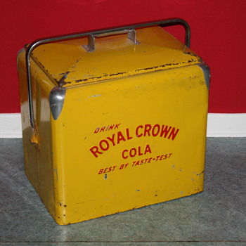 Ice chest coolers - Advertising