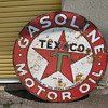 Large Texaco Sign