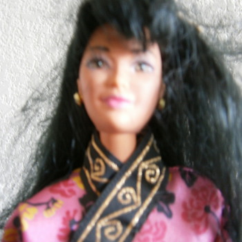 Beautifull Kimono - Dolls
