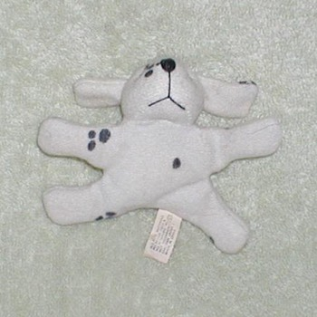 Dalmatian - Stuffed Magnet Doll