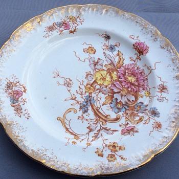 Antique plates