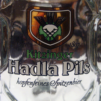 Kitzinger Beer? - Breweriana