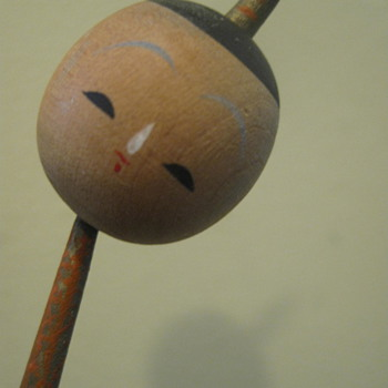 Kokeshi Doll Part 3# - Dolls